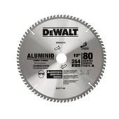 "Disco De Serra Esq 10"" 80dts Aluminio DWA03210 DEWALT"