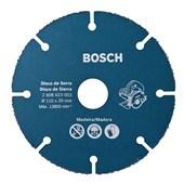 Disco de Serra Mármore para Madeira 110x20mm Bosch