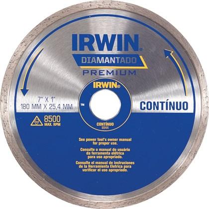 Disco Diamantado 180MMX25,4MM Continuo IW8944 Irwin