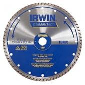 Disco Diamantado 230MM Segmentado Turbo Premium IW8952 Irwin