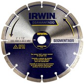 "Disco Diamantado 230MM X 7/8"" Segmentado Premium Irwin"