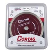 Disco Diamantado Continuo 180x22,2mm Cortag