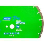 Disco Diamantado Para Concreto/Asfalto 350MM 70184602123 Norton