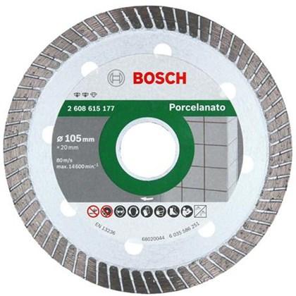 Disco Diamantado Turbo Fino 105mm Expert  Bosch