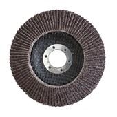 Disco Flap para Desbaste 115x22mm Grão 100 Disflex