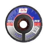 Disco Flap para Desbaste 115x22mm Grão 36 Disflex