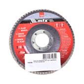 Disco Lixa Flap 115mm x 22mm GR80 MTX