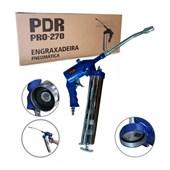 Engraxadeira Pneumática PRO-270 400ml Pdr