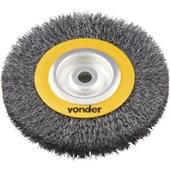 Escova De Aço Circular  6X3/4X1/2 6325634120 Vonder