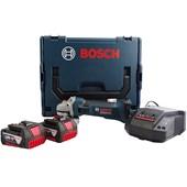 "Esmerilhadeira a Bateria 4 1/2"" GWS 18V-LI Bosch"