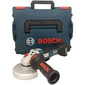 """Esmerilhadeira Angular 4.1/2"""" GWS 18V-10 18v Brushless Sem Bateria Bosch"""