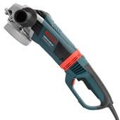 """Esmerilhadeira Angular 7"""" 2.400w GWS 24-180 LVI Bosch"""