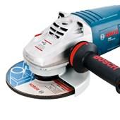 """Esmerilhadeira Angular 7"""" 2600w GWS 26-180 Bosch"""