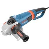 """Esmerilhadeira Angular 9"""" 2.400w GWS 24-230 LVI Bosch"""