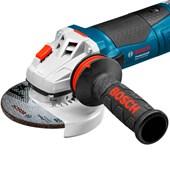 "Esmerilhadeira Angular para Inox 5"" 1700w GWS 17-125 INOX Bosch"