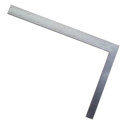 """Esquadro de Aço para Carpinteiro 24"""" Stanley"""