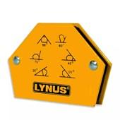 Esquadro Magnético p/ Soldador 5kg Kit 4pçs 15425.9 Lynus