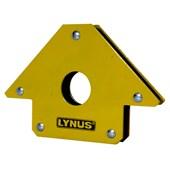Esquadro Magnético Para Soldador 25kg Lynus