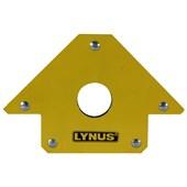 Esquadro Magnético Para Soldador 35kg Lynus