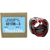 Estator Para Esmerilhadeira Angular 110V 9557HNG Ref. 621706-3 Makita