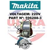Estator Para Serra Circular 5007N 220v Ref. 596288-3 Makita