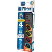 Extensão Filtro de Linha Protect Filter 110v Daneva