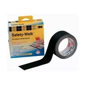 Fita Antiderrapante Safety-Walk Preta 50mmx5m 3M
