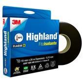 Fita Isolante 20MX19MM Highland 3M