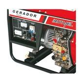 Gerador a Diesel 4T 5000w MDG 5000CL Motomil