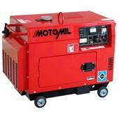 Gerador a Diesel 4T 5000w Motomil