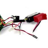 Interruptor Chave Parafusadeira Gsr1000 Smart Original Bosch