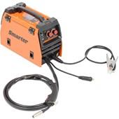 Inversora de Solda 150A Com ou Sem Gás Starmig 150 Smarter