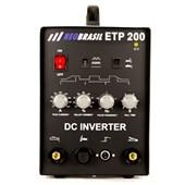 Inversora de Solda TIG DC 200A Monofásica ETP-200/220M Neo Brasil