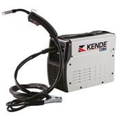 Inversora MIG 110A s/Gás 220V Mono Flux-120NG 50001060032 KENDE_CSM