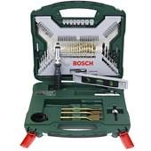 Jogo bits e brocas X-LINE 100 peças Bosch