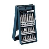 Jogo de Bits e Pontas Para Parafusadeiras 25 peças Mini X-Line Bosch