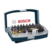 Jogo de Bits Para Parafusar 32 peças 2607017359 Bosch
