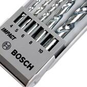 Jogo de Brocas para alvenaria  5 Peças 2608590090 Bosch