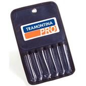 Jogo de Saca Pino Paralelo 1,9 a 8mm 6 Peças Tramontina