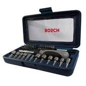 Jogo de Soquetes e Bits com Chave manual 46 Peças 2607017399 Bosch