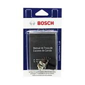 Jogo Escova de Carvão GDC 150 220V 160701418E Bosch