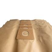 Kit de 5 Sacos Descartáveis VC48 para Aspirador AP4850 Black & Decker