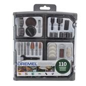 Kit de Acessórios para Mini Retífica com 110 Peças 790-RW Dremel