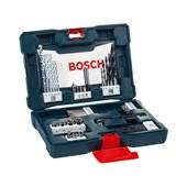 Kit de brocas e pontas 41 peças V-Line 2607017396 Bosch