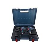 Kit Furadeira Parafusadeira de impacto GSB 120-LI + Chave de impacto GDR 120-LI Bivolt Bosch