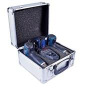 Kit Furadeira Parafusadeira GSR 120-LI e Chave de Impacto GDR 120-LI 2 Baterias e Maleta Bosch