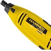 Kit micro retífica 150 watts e 40 acessórios GYMI150 Hammer