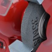 Kit Moto Esmeril 1cv 735w Worker + Escova De Aço