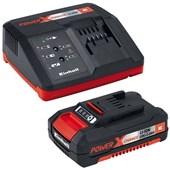 Kit Pxc bateria e carregador 18v  2Ah   Einhell