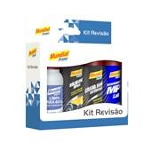 Kit Revisão e Manutenção Com 4 Produtos Mundial Prime